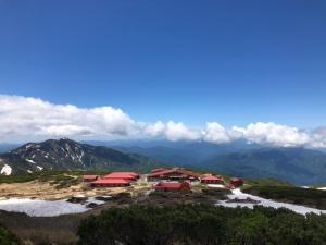 2019年6月25日(火) 霊峰白山御前峰登山(日帰り)